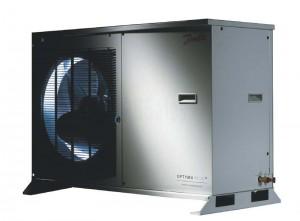 Condensing unit OP-LPHM068NTP00E MANEUROP