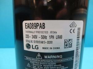 Compressor EA089PAB LG