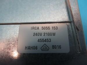 Heater 455453 GORENJE