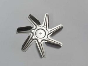 Fan blade 617771-b Bosch Neff Siemens