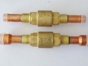 Check valve CO2 3188EW/M35 CASTEL