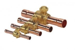 Ball valve GBC 22s 009L7025 Danfoss
