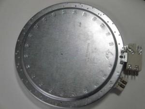 Radiant heater 10.51213.004 EGO