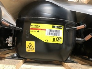 Compressor NLU10KM SECOP 105E0189 DANFOSS