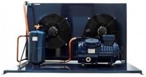 Condensing unit E-AU2-H 300 CC-E DORIN