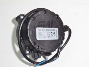 EC MOTOR 24W FMI for blade from 200/22° to 254/26°