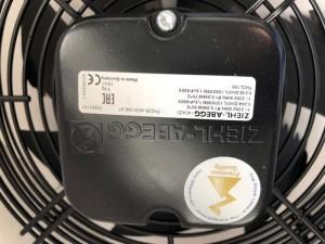 Axial fan FN025-4EW.W8.A7 140420 Ziehl-abegg