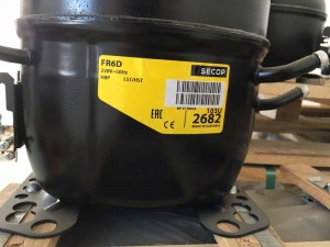 Compressor FR6D SECOP 103U2682 DANFOSS