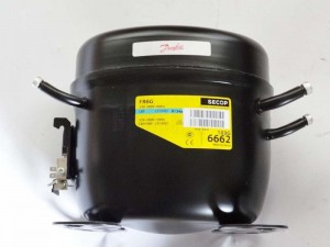 Compressor FR6G 103G6660 DANFOSS SECOP