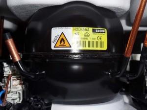 Compressor HXD45AA SECOP