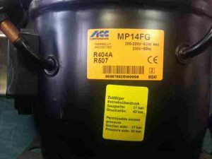 Compressor MP14FG CUBIGEL