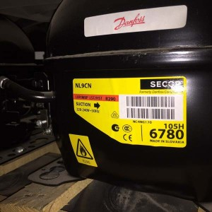 Compressor NL9CN 105H6780 SECOP