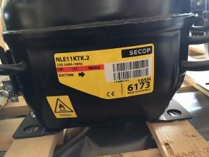 Compressor NLE11KTK.2 105H6173 SECOP