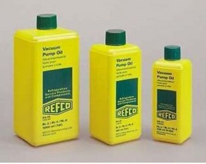 Oil for vakuum pump DV-06 9881843 REFCO