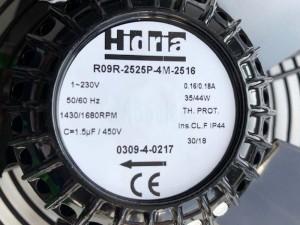 Axial fan R09R-2525P-4M-2516 HIDRIA