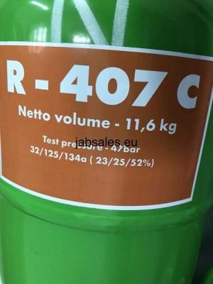 Refrigerant R407C 11,6 Kg REFILL