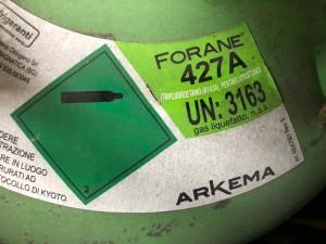 Refrigerant R427a 10kg REFILL