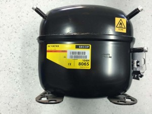 Compressor SC10CNX,104H8065 SECOP DANFOSS
