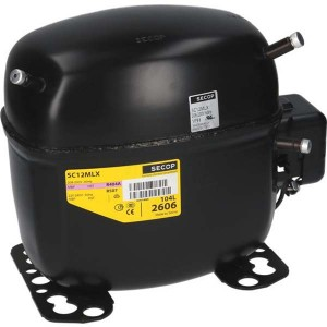 Compressor SC12MLX 104L2606 SECOP