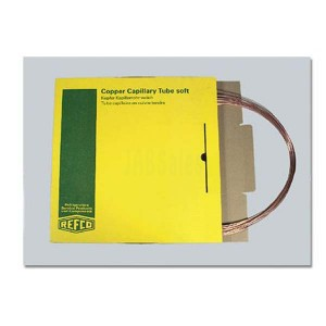 Capillary tube TC-26 0.7mm/30m 9881106 REFCO