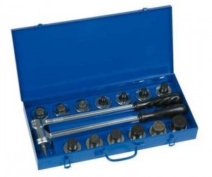 TUBE EXPANDER TOOL WITHOUT HEAD WE 01 WIGAM 08004001