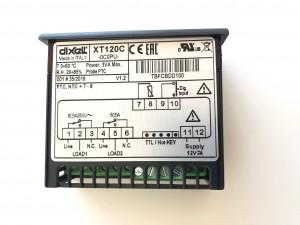 Thermostat XT120C 12V NTC Dixell XT120C-0C0PU
