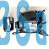 Compressor BD50F 101Z0203+101N0212 SECOP DANFOSS