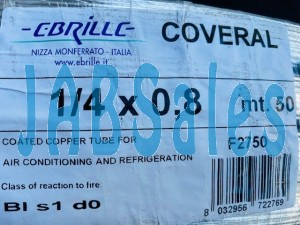COVERAL EBRILLE F2750