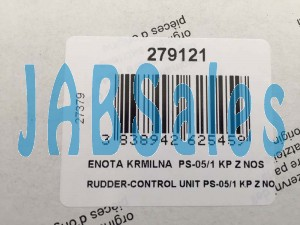 Rudder control 279121 gorenje