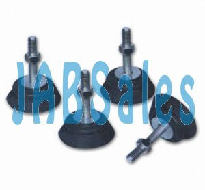 ANTIVIBRATION FEET 48/20mm NICCONS