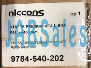 NICCONS 9784-540-202