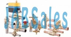 Ball valve 6570/17 54mm CASTEL