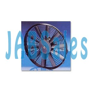 Axial fan 280mm/B 24Vdc VA09-BP12/C-27S SPAL 93 16-036