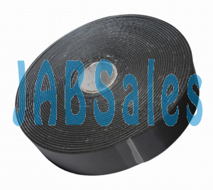 Adhesive insulating tape black 3*50mm-10m NICCONS