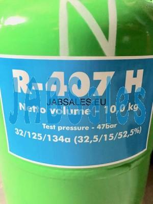 Refrigerant R407H 10,0 Kg REFILL
