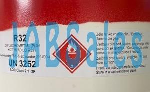 Refrigerant R32 10,0 Kg REFILL