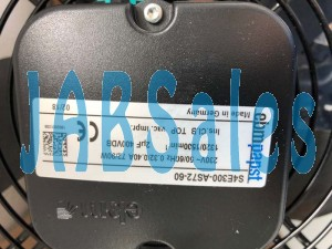 Axial fan S4E300-AS72-60 EBMPAPST