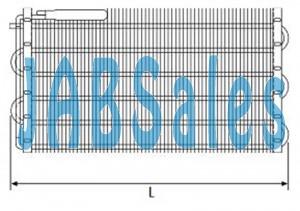 Static evaporator ESR 5028 RIVACOLD