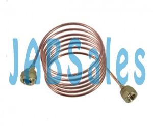 Capillary tube with nut TCK-1500-V 9881115 REFCO