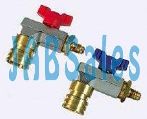 Service valve CX-AUTO B-1/4SAE 9881193 REFCO