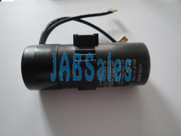 Starting capacitor 117U5017 SECOP DANFOSS
