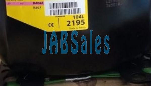 Compressor SC18CLX.2 SECOP 104L2195 DANFOSS