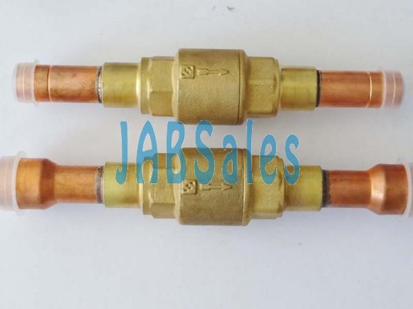 Check valve 3133EW/M10 CASTEL