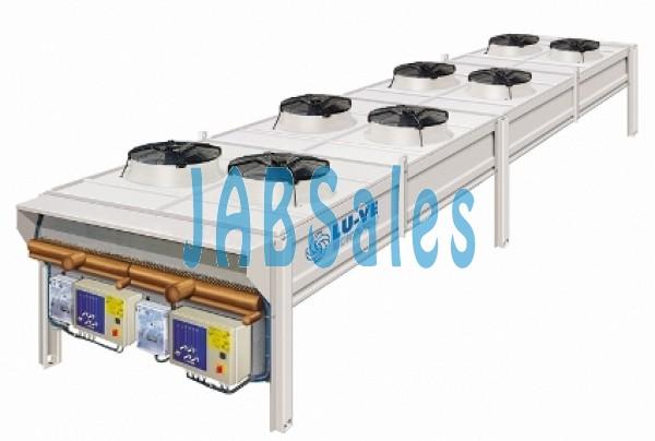 CONDENSER EAV6S 7585 H/V LU-VE 10102243