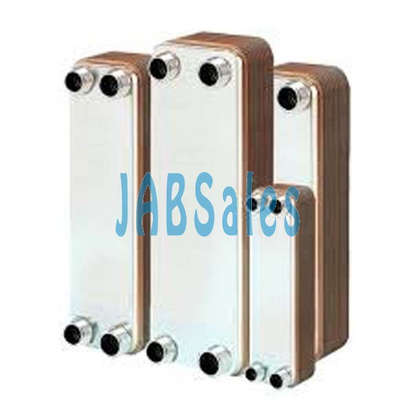 HEAT EXCHANGER D55-L-H-30 DANFOSS 021H3597