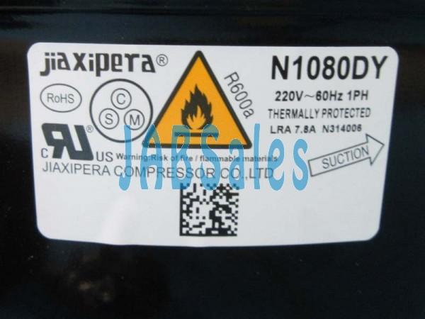 Compressor N1080DY JIAXIPERA