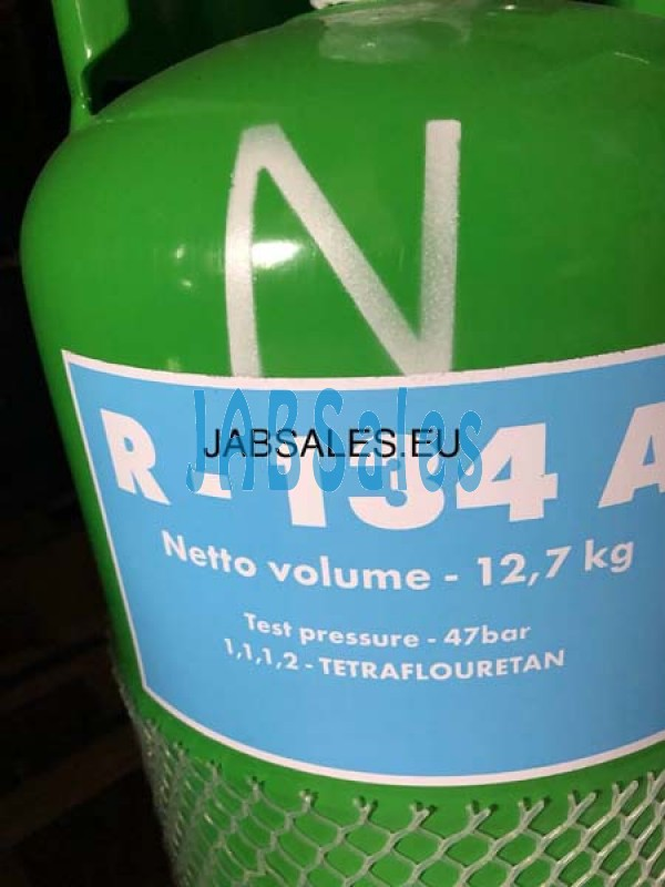 REFRIGERANT R-134a 12,7 Kg REFILL