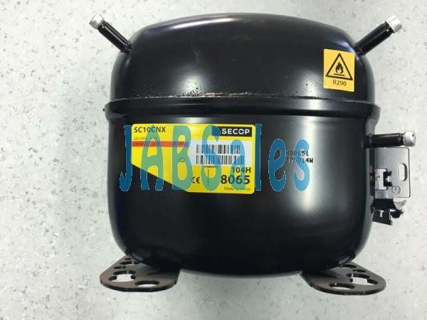 Compressor SC10CNX 104H8065 SECOP DANFOSS