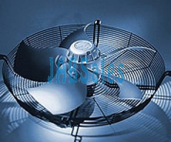 Axial Fan FC056-VDA-4I-V7 123703 Ziehl-abegg